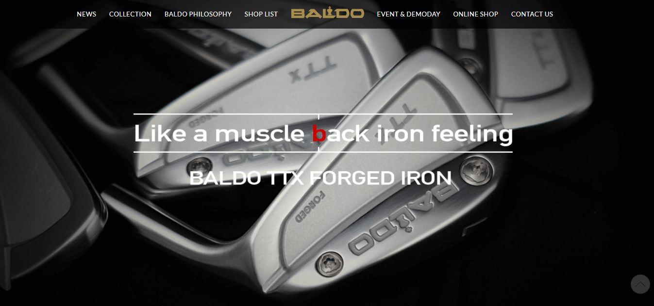 TTX FORGED IRON