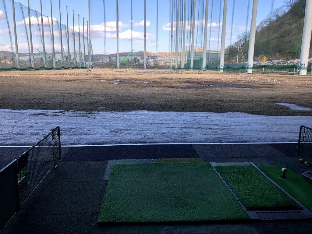 室蘭入江ゴルフ練習場