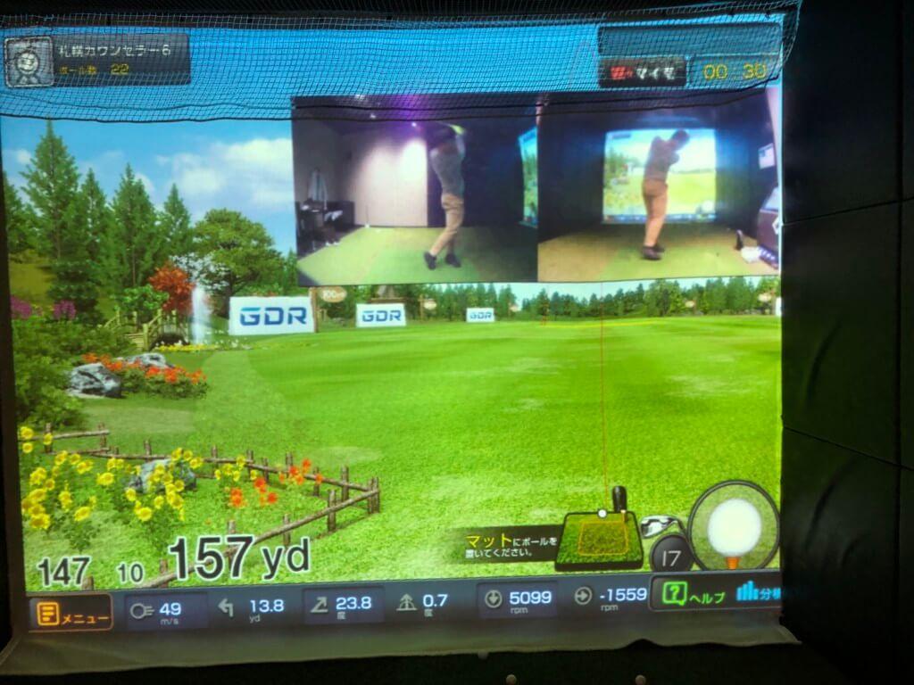 ゴルフ力診断4