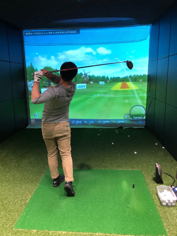 ゴルフ力診断2