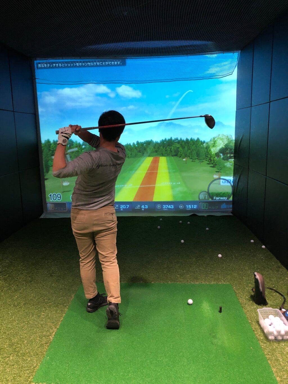 ゴルフ力診断3