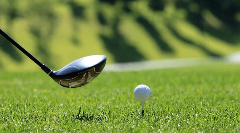 ゴルフ飛ばない